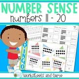 Number Sense 11 to 20