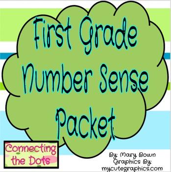 Number Sense Printables & Activities