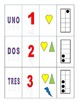 Number Sense: Representing numbers up to 10