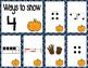 Number Sense Sorts - October (0-10)