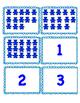 Number Sense Teddy Bear Match Up 1-15