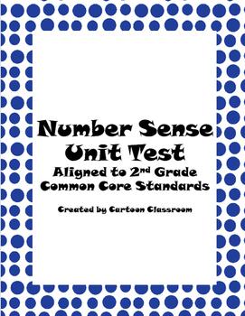 Number Sense Unit Test