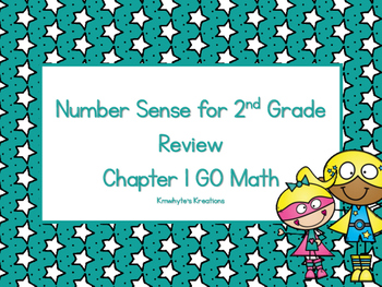 Number Sense for 2nd Grade Review - GO Math