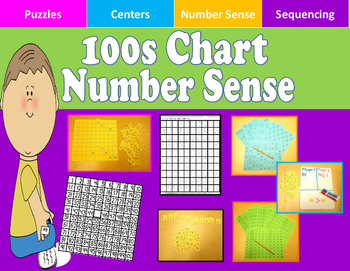 Number Sense with a Hundreds Chart