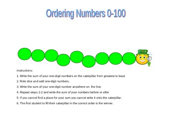 Number Sequence Games!!!