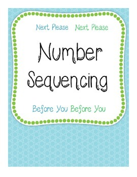 Number Sequencing  Before & After 1-15