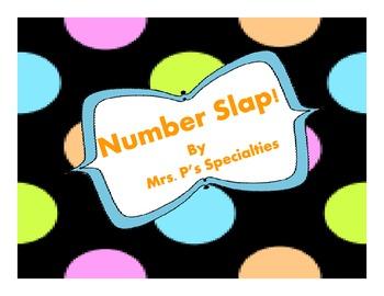 Number Slap! 1 to 20
