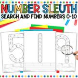 Number Sleuth for Kindergarten