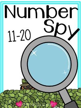 Number Spy 11-20