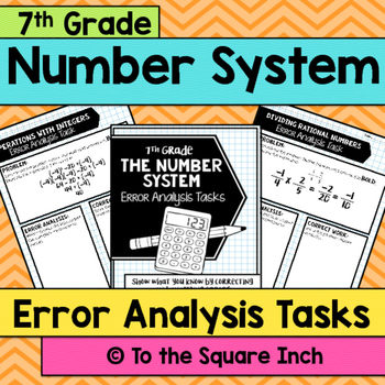 Number System Error Analysis