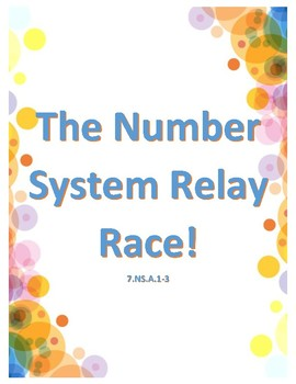 Number System Relay Race Review