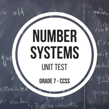Number Systems - Unit Test