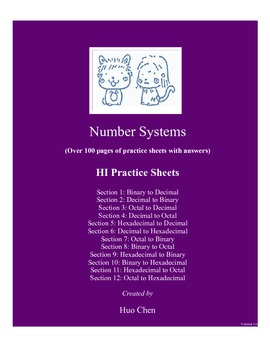 Number Systems  (HI Practice Sheets)