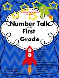 Number Talk Cards