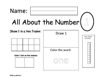 Number Talk Workpages