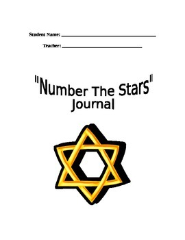 Number The Stars Journal
