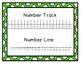 Number Track Workmats