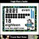 "Number Wall Posters/Headers--Number Sense ""Rock Star Zebra"