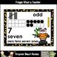 "Number Wall Posters/Headers--Number Sense "" Panda Pals"" Set II"