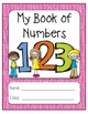 Number Writing Sheets (0 to 10) with Folder Cover, Number