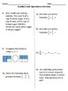 Fourth Grade Number and Operations Fractions Assessment (C