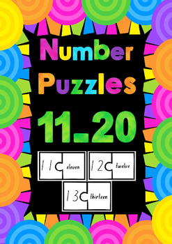 Numbers - 11 to 20