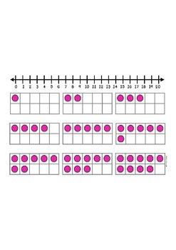 Number line Mat