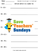 Number Line Addition and Subtraction Lesson Plans, Workshe
