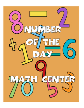 Number of the Day Center