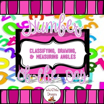 Measurement Number of the Day: Classifying, Drawing, & Mea
