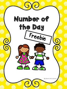 Number of the Day ... Freebie!