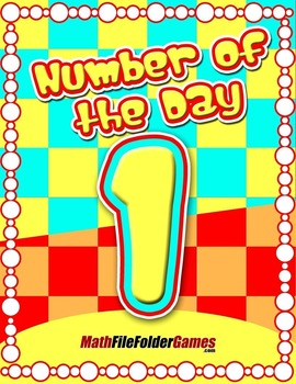Number of the Day {Place Value Game}
