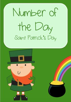 Number of the Day Saint Patrick's Day