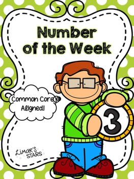 Number of the Week: 3