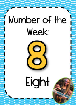 Number of the Week: Eight