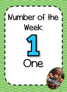 Number of the Week: One