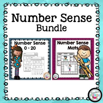 Number Sense (Bundle)
