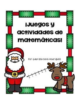 Centros de diciembre de matemáticas