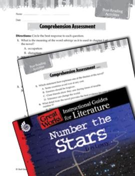 Number the Stars Comprehension Assessment
