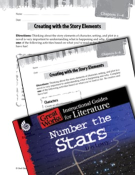 Number the Stars Studying the Story Elements