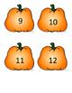 Numbered Pumpkins 1 - 20