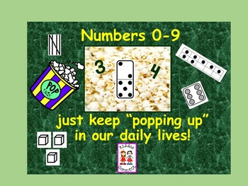 Number Fluency 0-9 Slideshow