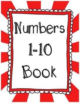 Numbers 1-10 Book