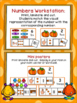 Numbers 1-10-Halloween Edition
