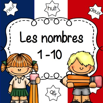 Numbers 1-10 Practice Worksheets Activities / Enseigner le