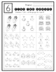 Numbers 1-10 Practice Pages BUNDLE OVER 50 PAGES!!!!