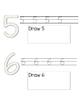 Numbers 1-10 Writing