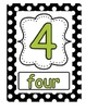 Numbers 1-20 classroom posters (will customize to match yo