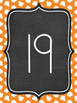 Numbers 10 - 20 Posters / Flashcards