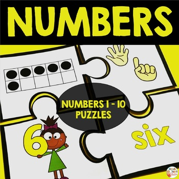 Numbers - Puzzles